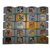 Juegos Nintendo 64 Lote O Individual