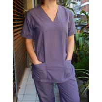 Conjunto De Ambo Médico - Uniforme - Pantalón Más Chaqueta