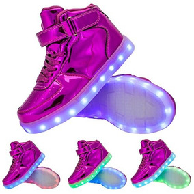 Tenis Led Tutuyu Kids&adult 11 Colors Led Light Up Shoes
