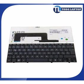 Teclado Hp Mini Series 1000, 700, 110-1000, Negro