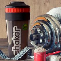 Vaso Shaker Agitador Suplementos Proteína Hidratacion