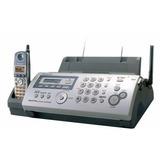 Fax Panasonic Kx Fg2853a6 Inalambrico