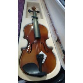 Violino 1/2 Infantil Barato Jahnke N Eagle Hofma C/ Vídeo