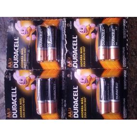 Baterias Aa Y Aaa Duracel Originales