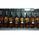 Whisky Johnnie Walker Etiqueta Negra Black Label Swing Chiva