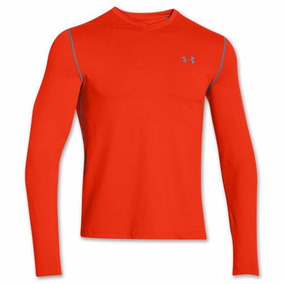 Sudadera Ligera Under Armour Coldgear Fitted Infrared