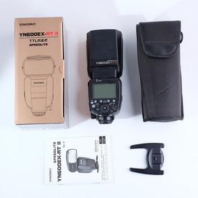 Flash Yongnuo Speedlite Yn600ex-rt.ll Para Câmeras Canon