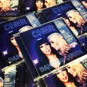 Cher Dancing Queen Cd Nuevo Abba En Stock