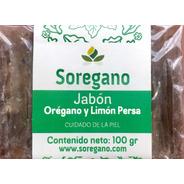 Jabón De Oregano Y Limón Persa 100gr