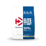Dymatize Elite 100% Whey Protein, Vainilla Gourmet, 10 Libra