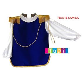 Disfraz Niño Príncipe Azul Princesa - Disfraces Tudi