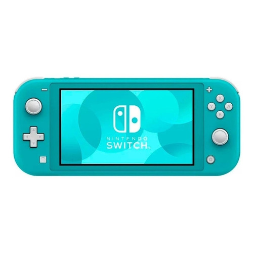 Nintendo Switch Lite 32GB turquesa