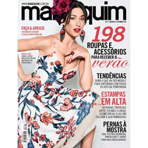 Revista Manequim # 678 Setembro 2015 = Gisele Itie Lacrada!