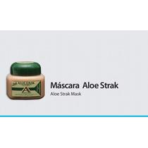 Mascara Hidratacion Intensa Cabello Aloe Strak Slik
