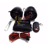 Alarma Reproductor Para Motos. Mp3/fm Lee Usb Y Memoria Sd