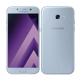 Galaxy A5 2017 4g Panta 5.2 32+3ram 16+16mpx Nuevo Azul