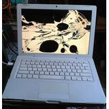 Macbook A1181 Emc 2200 De Finales De 2007 En Partes