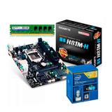 Kit Intel Pentium Dual Core 6.0ghz T. Madre Gigabyte Ram 4gb