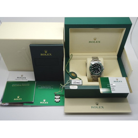 Reloj Rolex Submariner Verde Hulk Suizo