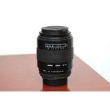 Lente Zoom Sigma 70-210 Montura Nikon