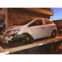 Chevrolet Onix Ls 2016 ---------dado De Baja Total---------