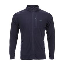 Poleron Hombre Numan Nano-f Jacket Azul Lippi