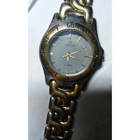9475ce8449b Relogio Omega Quartz De Ouro - Relógios no Mercado Livre Brasil
