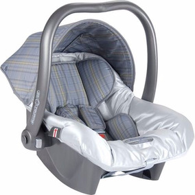 Capa Estofado Para Bebe Conforto Touring Silver Burigotto