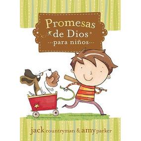 Libro Promesas De Dios Para Niños - Nuevo
