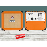 Amplificador Para Guitarra Orange Crush 12r