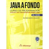 Java A Fondo Curso De Programación Sznajdleder Diseño