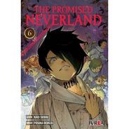 The Promised Neverland Manga Ivrea Varios Tomos Anime