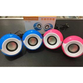 Cornetas Multimedia Speaker System Usb Pc Laptop Dvd