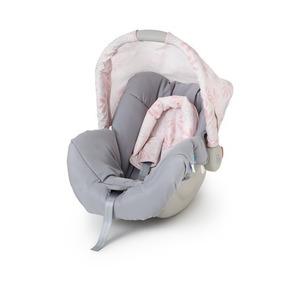 Bebê Conforto Galzerano Piccolina Rosa Bebê Frete Gratis