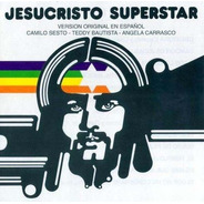 Jesucristo Superstar Camilo Sesto Vinilo Nuevo Envio Gratis