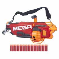 Lançador Dardos Automático Nerf Mega Mastodon B8086 Hasbro