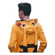 Sudadera Pikachu - Envío Incluido