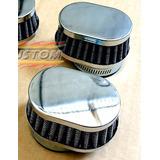 Filtro Aire Metal Moto Jawa Daytona 350 - 50mm Pack X2