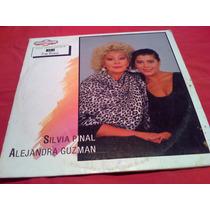 Disco Lp Alejandra Guzman Y Silvia Pinal Disco Poster