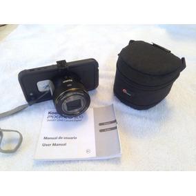 Kodak Pixpro Sl10 Smart Lens Cámara Digital Para Celular
