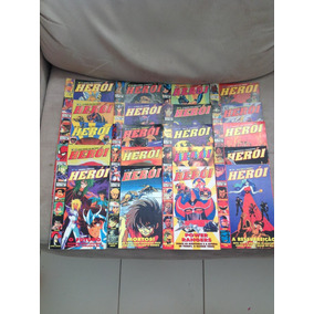 Revista Herói - Edições Variadas