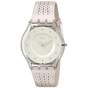 Swatch Slim Jelly Skin Sfk 100 Relojes Joyas Pulsera - Relojes de ... 3fc0e52d978f
