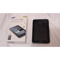 Samsung Galaxy Tab2 7.0 Con Teclado Y Adaptadores Usb