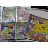 Postales Pokemon Album