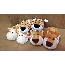 Pantufas Tigre