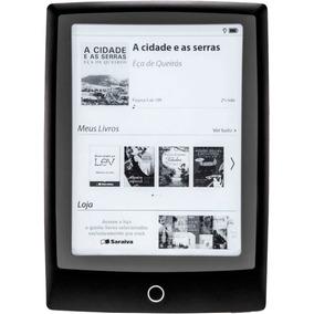 Leitor De Livro Digital Ereader Ebooks Lev Saraiva C Luz