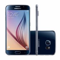 Celular Smartphone Samsung Galaxy S6 Negro 32gb