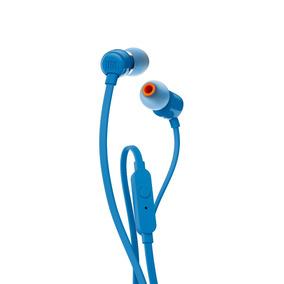Audífonos Jbl T110 Manos Libres Colores