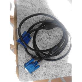Cable De Video Vga Para Monitor Y Otrosp