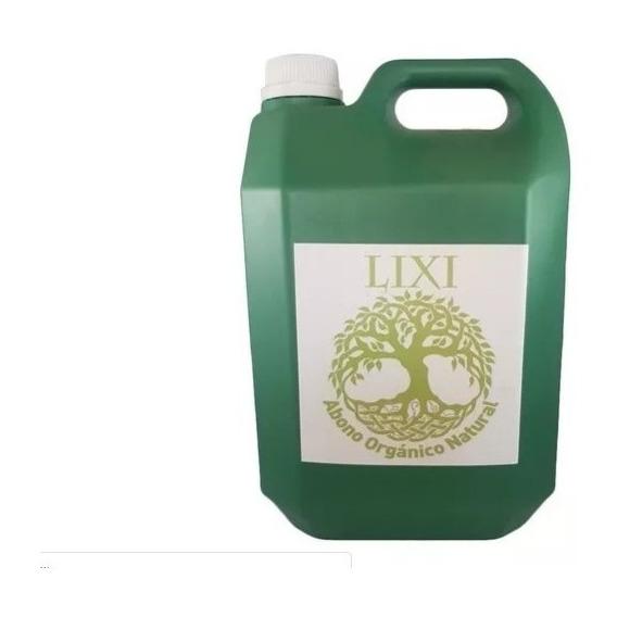 Lixi Lixiviado Humus Lombriz Californiana Fertilizante 5l